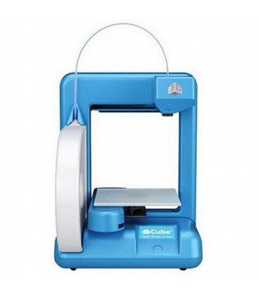 3D Systems Cube 3D Printer 2nd Gen Blue