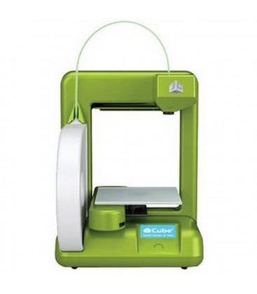 3D Systems Cube 3D Printer 2nd Gen Green