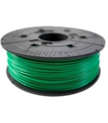 XYZprinting ABS Filament Cartridge 1.75mm Bottle Green Refill