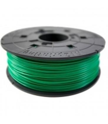 3D XYZprinting ABS Filament Cartridge 1.75mm Bottle Green Refill