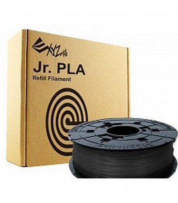 XYZprinting PLA Filament Cartridge 1.75mm Black Junior