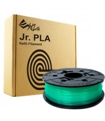 XYZprinting PLA Filament Cartridge 1.75mm Green Junior