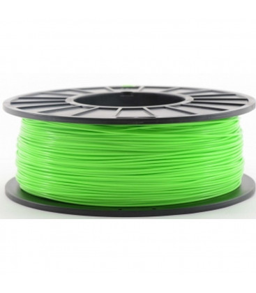 XYZprinting PLA Filament Cartridge 1.75mm Neon Green Junior