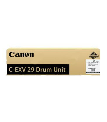 Genuine Canon C-EXV29 2778B003 Black Drum Unit