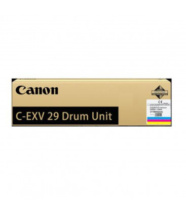 Genuine Canon C-EXV29 2779B003 Colour Drum Unit