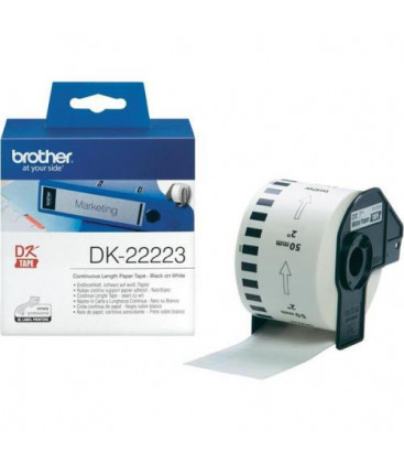Genuine Brother DK-22223 Paper Tape