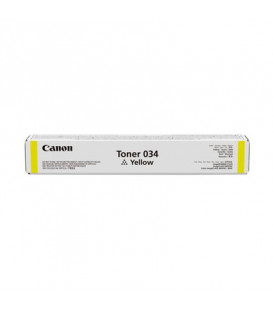 Genuine Canon C-EXV34 3785B002 Yellow Toner
