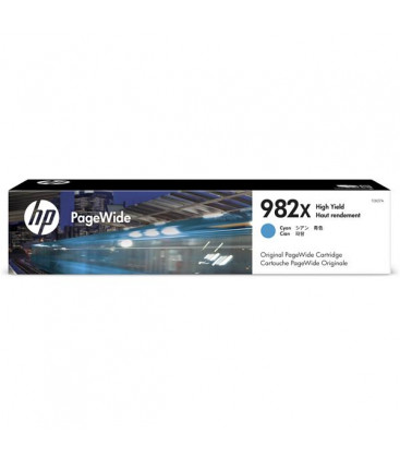 Genuine HP 982X T0B27A Pagewide Cyan Printhead