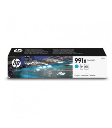 Genuine HP 991X M0J90AE Pagewide Cyan Printhead