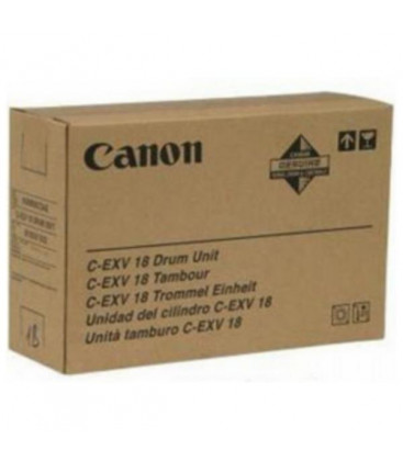 Genuine Canon C-EXV18 0388B002 Black Drum Unit