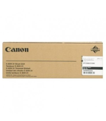 Genuine Canon C-EXV21 0456B002 Black Drum Unit