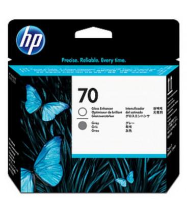 Genuine HP 70 C9410A Grey Printhead