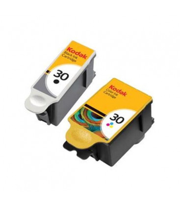 Genuine Kodak 30B/30C 8039745 Combo Pack Ink