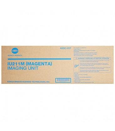 Genuine Konica Minolta IU211M A0DE0CF Magenta Drum Unit