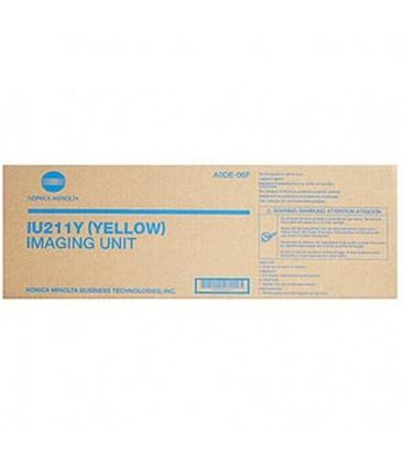Genuine Konica Minolta IU211Y A0DE06F Yellow Drum Unit