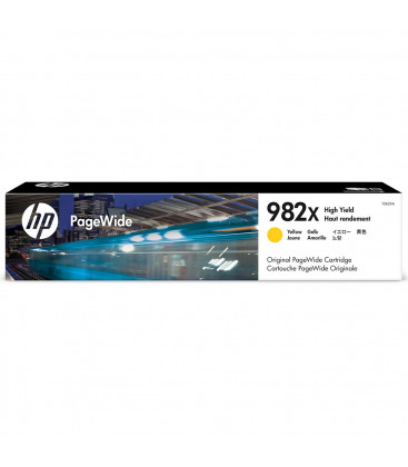 Genuine HP 982X T0B29A Pagewide Yellow Printhead