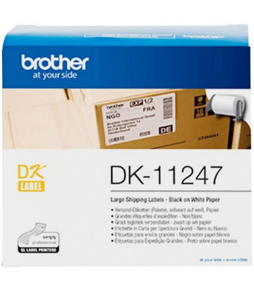 Genuine Brother DK-11247 Shipping Labels