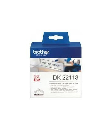 Genuine Brother DK-22113 Clear Film