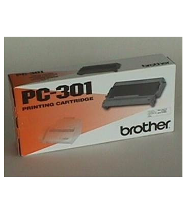Genuine Brother PC301 Ribbon Cartridge