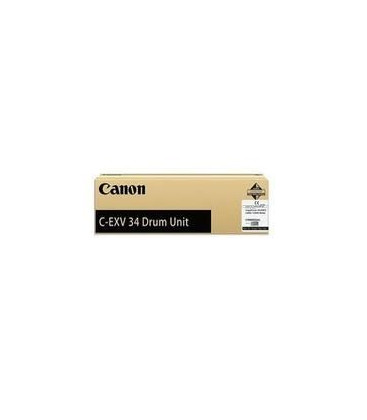 Genuine Canon C-EXV34 3786B003 Black Drum Unit