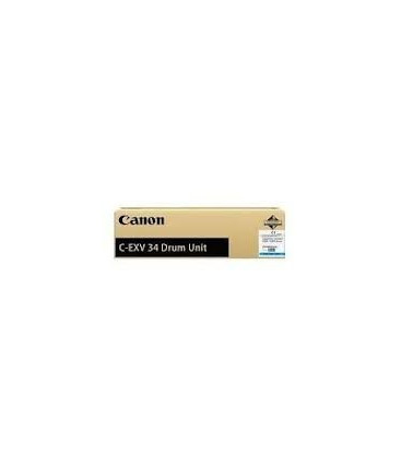 Genuine Canon C-EXV34 3787B003 Cyan Drum Unit