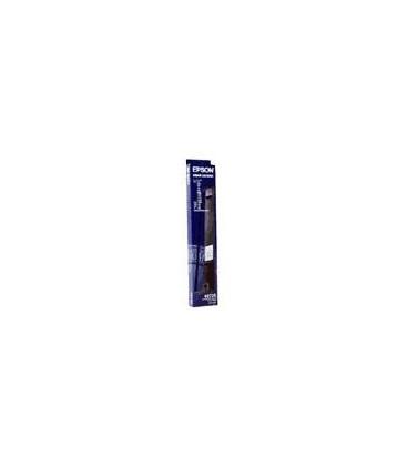 Genuine Epson C13S015020 Black Fabric Ribbon 3M