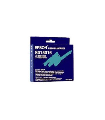Genuine Epson C13S015262 Black Fabric Ribbon