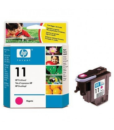 Genuine HP 11 C4812A Magenta Printhead