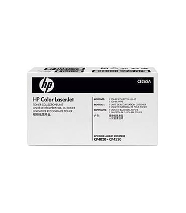 Genuine HP 648A CE265A Waste Toner Bottle
