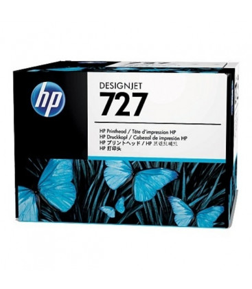 Genuine HP 727 B3P06A 6 Colour Printhead