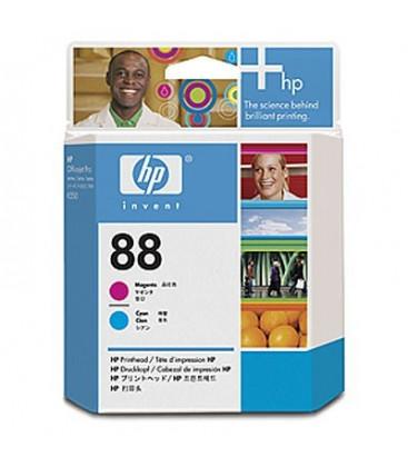 Genuine HP 88 C9382AE Magenta & Cyan Printhead