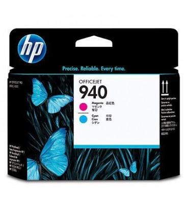 Genuine HP 940 C4901A Cyan Magenta Printhead