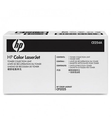 Genuine HP CE254A Waste Toner Bottle