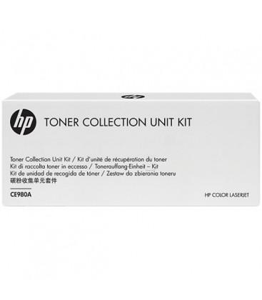 Genuine HP CE980A Waste Toner Bottle