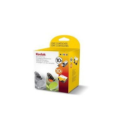 Genuine Kodak 10B/10C 3949948 Ink Combo Pack