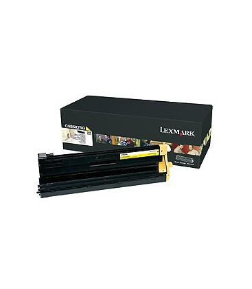 Genuine Lexmark C925X75G Yellow Printer Drum Unit