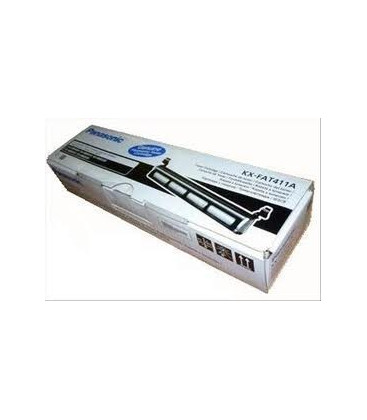 Genuine Panasonic KX-FAT411X Black Toner