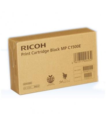 Genuine Ricoh 888547 Black Gel Ink