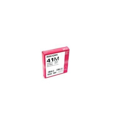 Genuine Ricoh GC-41MH 405763 Magenta Ink