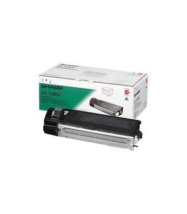 Genuine Sharp AL110DC Black Toner