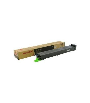 Genuine Sharp MX-18GTBA Black Toner