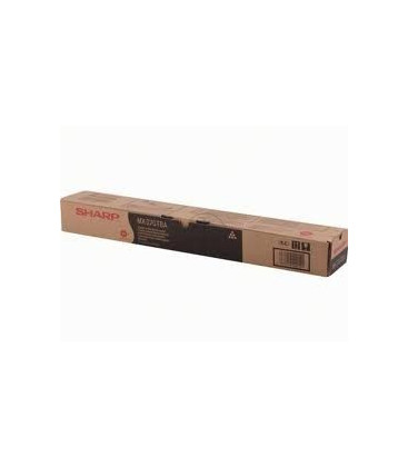 Genuine Sharp MX-27GTBA Black Toner