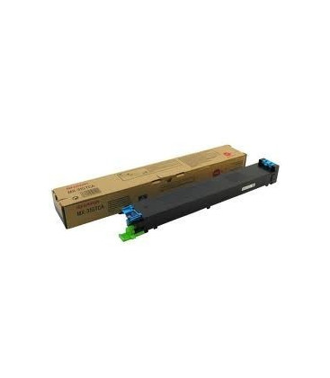 Genuine Sharp MX-31GTCA Cyan Toner