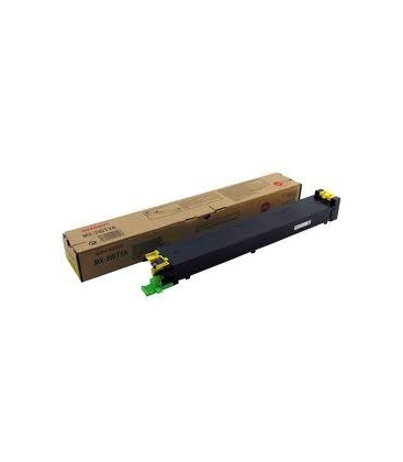 Genuine Sharp MX-31GTYA Yellow Toner