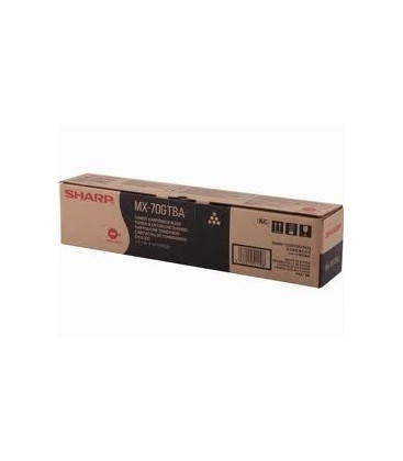 Genuine Sharp MX-70GTCA Cyan Toner
