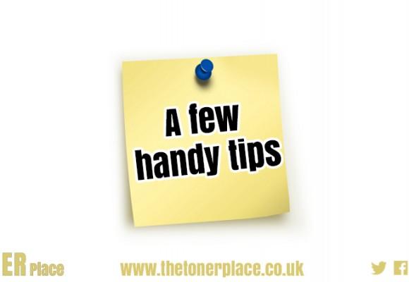 Handy tips
