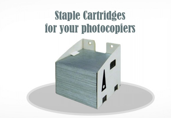 Staple Cartridges for Photocopiers