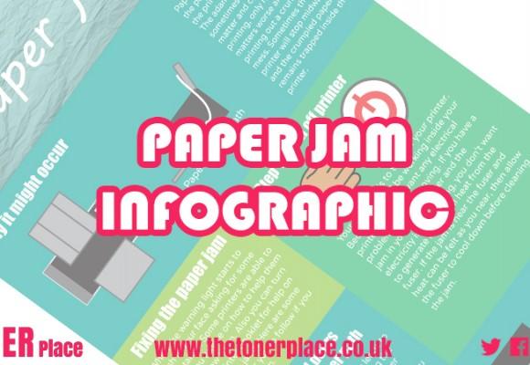 Paper jam Infographic