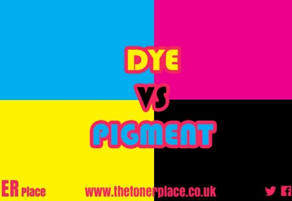 Dye vs. Pigment