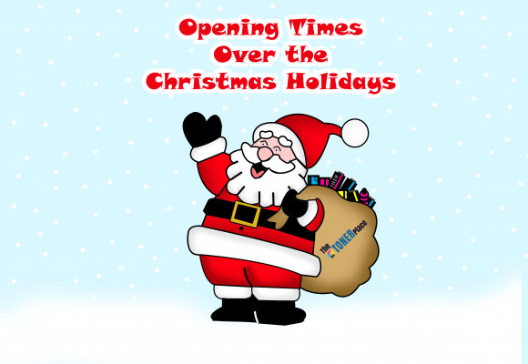 Christmas and New Years opening times